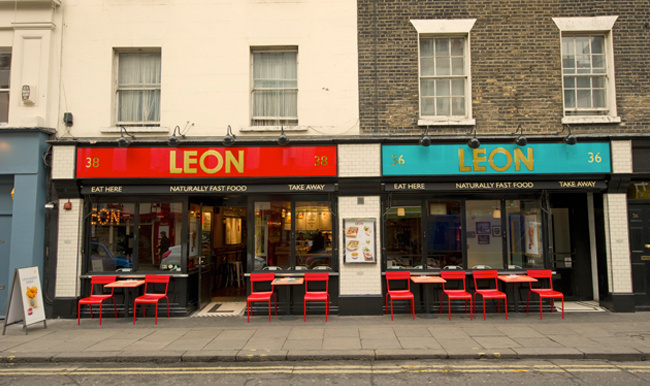 Leon THE CAFE