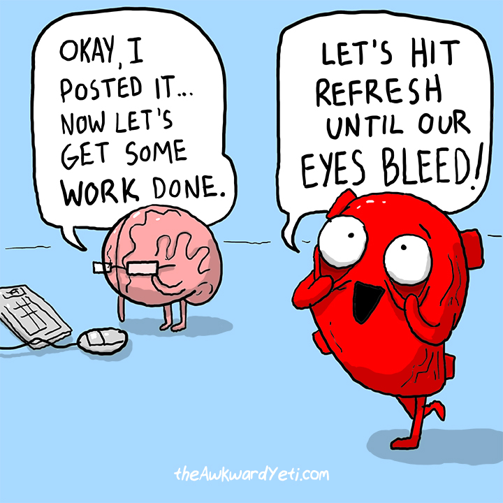 Awkward Yeti is obviously the best.