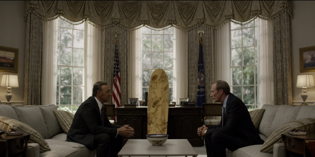 Petrov and Underwood House of Cards