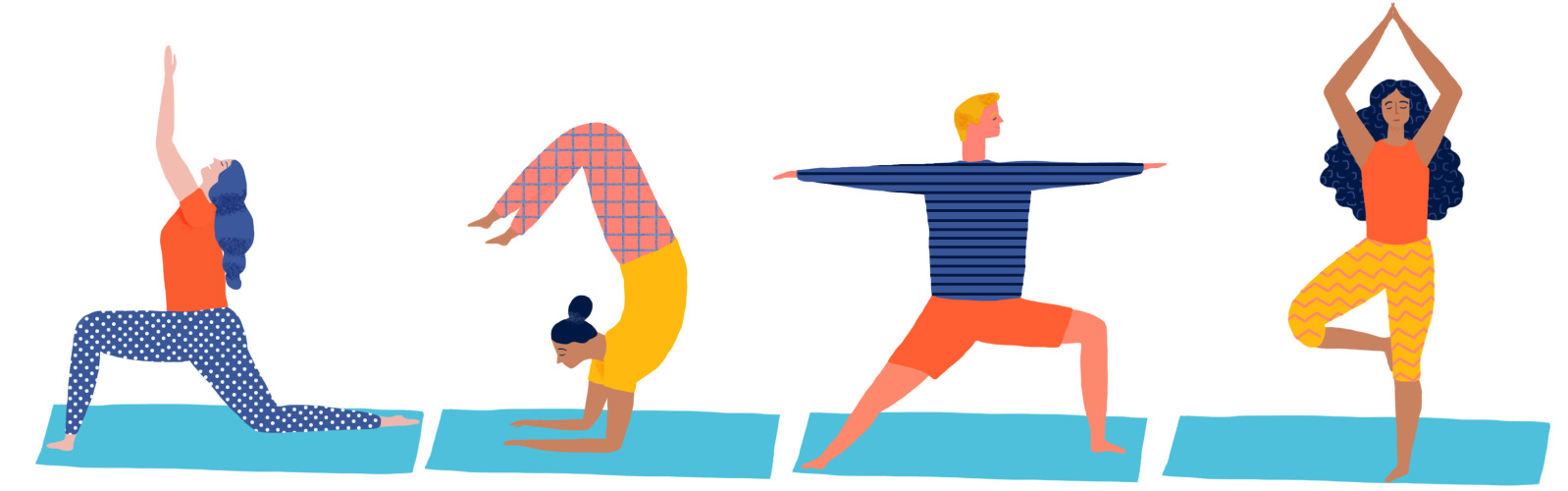 Better for it: YOGA
