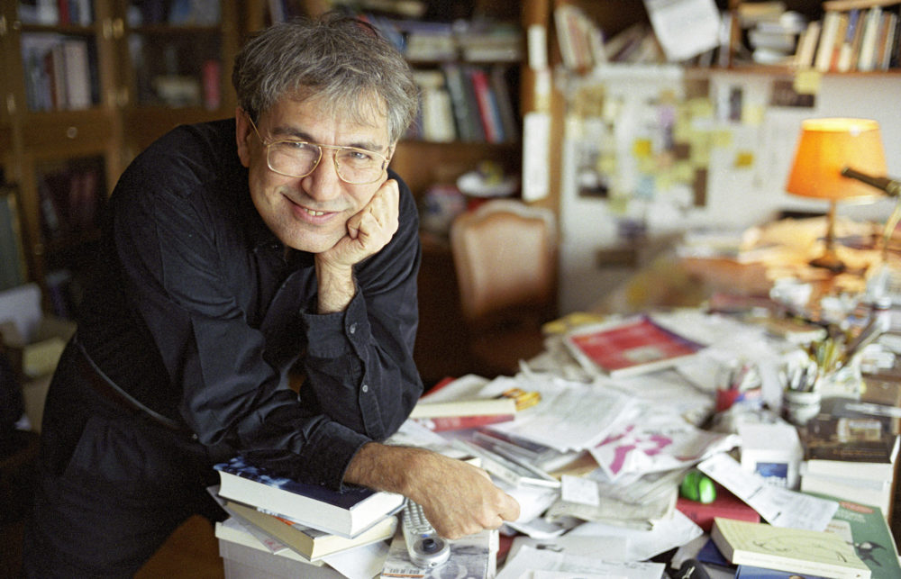 The Paris Review | Orhan Pamuk Interview