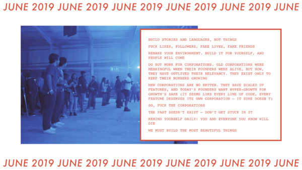 CURRENT JAMS: JUNE 2019